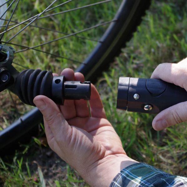 Weber Kupplung für Fahrrad