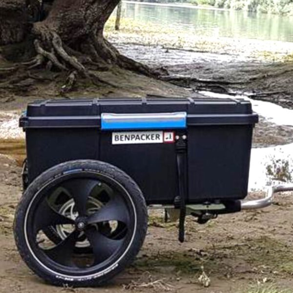 Benpacker Blackbox montiert
